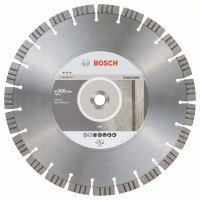 Диамантен диск за рязане Best for Concrete BOSCH 350 mm