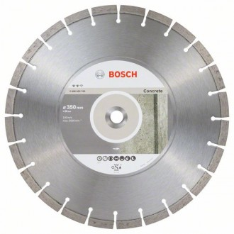 Диамантен диск за рязане Expert for Concrete BOSCH 350 mm