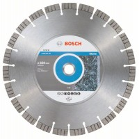 Диамантен диск за рязане Best for Stone BOSCH 350 mm