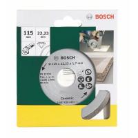 Диамантен диск BOSCH D115 mm за фаянс
