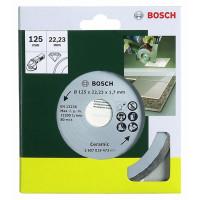 Диамантен диск BOSCH D125 mm за фаянс