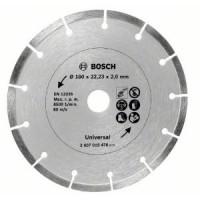 Диамантен диск BOSCH D180 mm за бетон