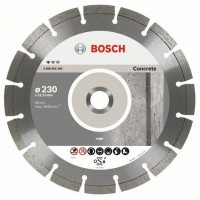 Диамантен диск BOSCH за бетон Ф115х22.23 Standard for Concrete