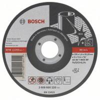 Карбофлексов диск BOSCH за рязане на inox Ф115х1