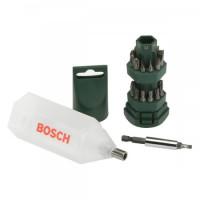 Комплект BOSCH битове 25 части Big - Bit
