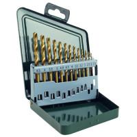Комплект BOSCH свредла за метал 13 части HSS-TiN